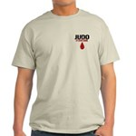 In My Blood (Judo) Light T-Shirt