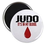 In My Blood (Judo) Magnet