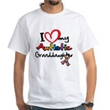 My Autistic Granddaughter Shirt