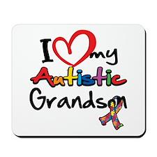 My Autistic Grandson Mousepad