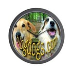 Blogdogs Wall Clock