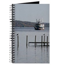 Steam Powered Paddle Boat Journal