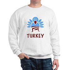 Obama Turkey Sweatshirt