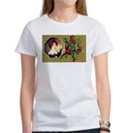 Victorian Christmas Women's T-Shirt