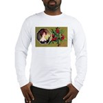 Victorian Christmas Long Sleeve T-Shirt