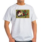 Victorian Christmas Light T-Shirt