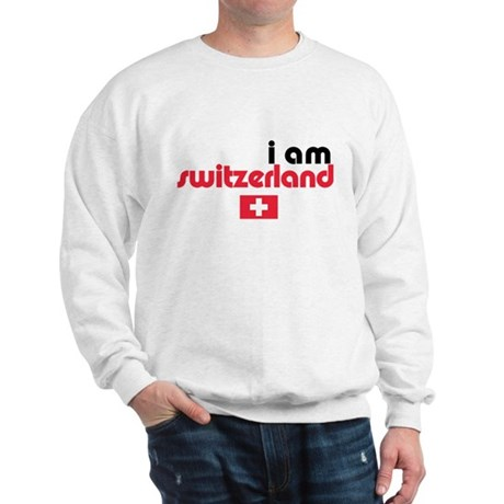 I Am Switzerland Sweatshirt