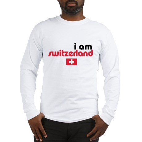 I Am Switzerland Long Sleeve T-Shirt
