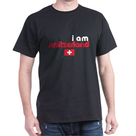 I Am Switzerland Dark T-Shirt