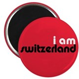 I Am Switzerland Magnet