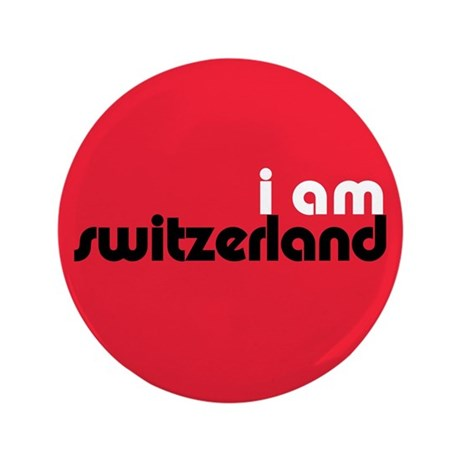 "I Am Switzerland 3.5"" Button (100 pack)"