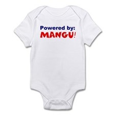 Powered by Mangú Infant Creeper
