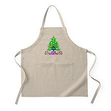 Christmas and Hanukkah BBQ Apron