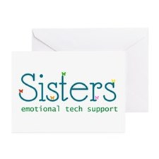 Sisters Greeting Cards (Pk of 20)