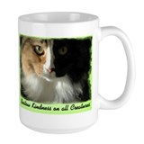 Bestow Kindness... Large 2-sided Mug