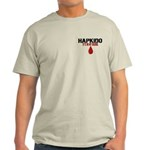 In My Blood (Hapkido) Light T-Shirt