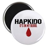 In My Blood (Hapkido) Magnet