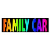 GLBT Rainbow Bumper Bumper Sticker