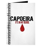 In My Blood (Capoeira) Journal
