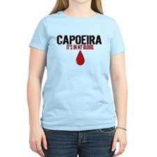 In My Blood (Capoeira) T-Shirt