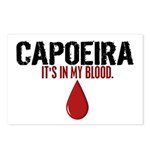 In My Blood (Capoeira) Postcards (Package of 8)