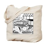 Build a home where the buffalo roam? Tote Bag