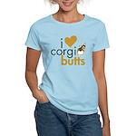 I Heart Corgi Butts - Sable Women's Light T-Shirt