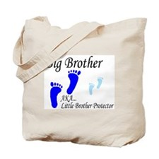 Big Brother (AKA Little Brother Protector) Tote Ba