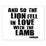 Twilight Movie Quote Small Poster