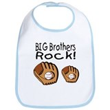 Big Brothers Rock Bib