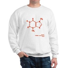Chocolate Molecule Sweatshirt