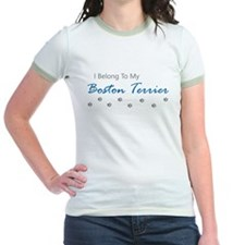 I belong to my Boston Terrier T