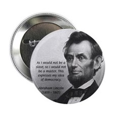 "President Abraham Lincoln 2.25"" Button (10 pack)"