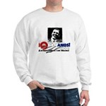 Latinos Unidos con Obama Sweatshirt