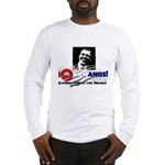 Latinos Unidos con Obama Long Sleeve T-Shirt