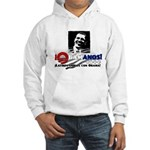 Latinos Unidos con Obama Hooded Sweatshirt