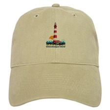 Chincoteague Island VA Baseball Cap