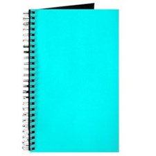 Cyan Color Journal/Notebook