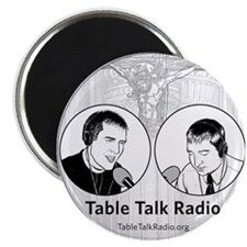 "Table Talk Radio 2.25"" Magnet (100 pack)"