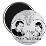 Table Talk Radio Magnet