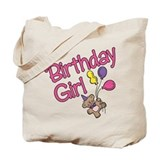 BIRTHDAY GIRL Tote Bag