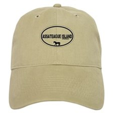 Assateague Island VA Baseball Cap