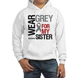 I Wear Grey (Sister) Jumper Hoody