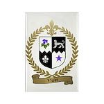 VIOLET Family Crest Rectangle Magnet (100 pack)