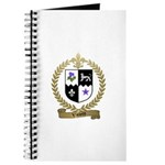 VIOLETTE Family Crest Journal