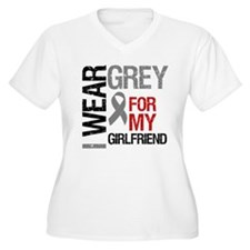 IWearGrey Girlfriend T-Shirt