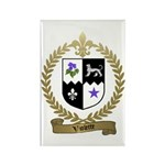 VIOLETTE Family Crest Rectangle Magnet (100 pack)