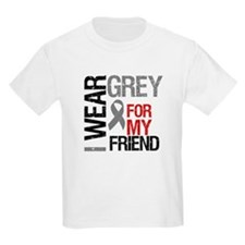 IWearGrey Friend T-Shirt