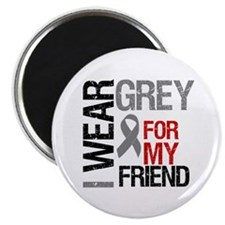 "IWearGrey Friend 2.25"" Magnet (10 pack)"