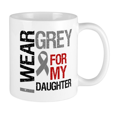 IWearGrey Daughter Mug
